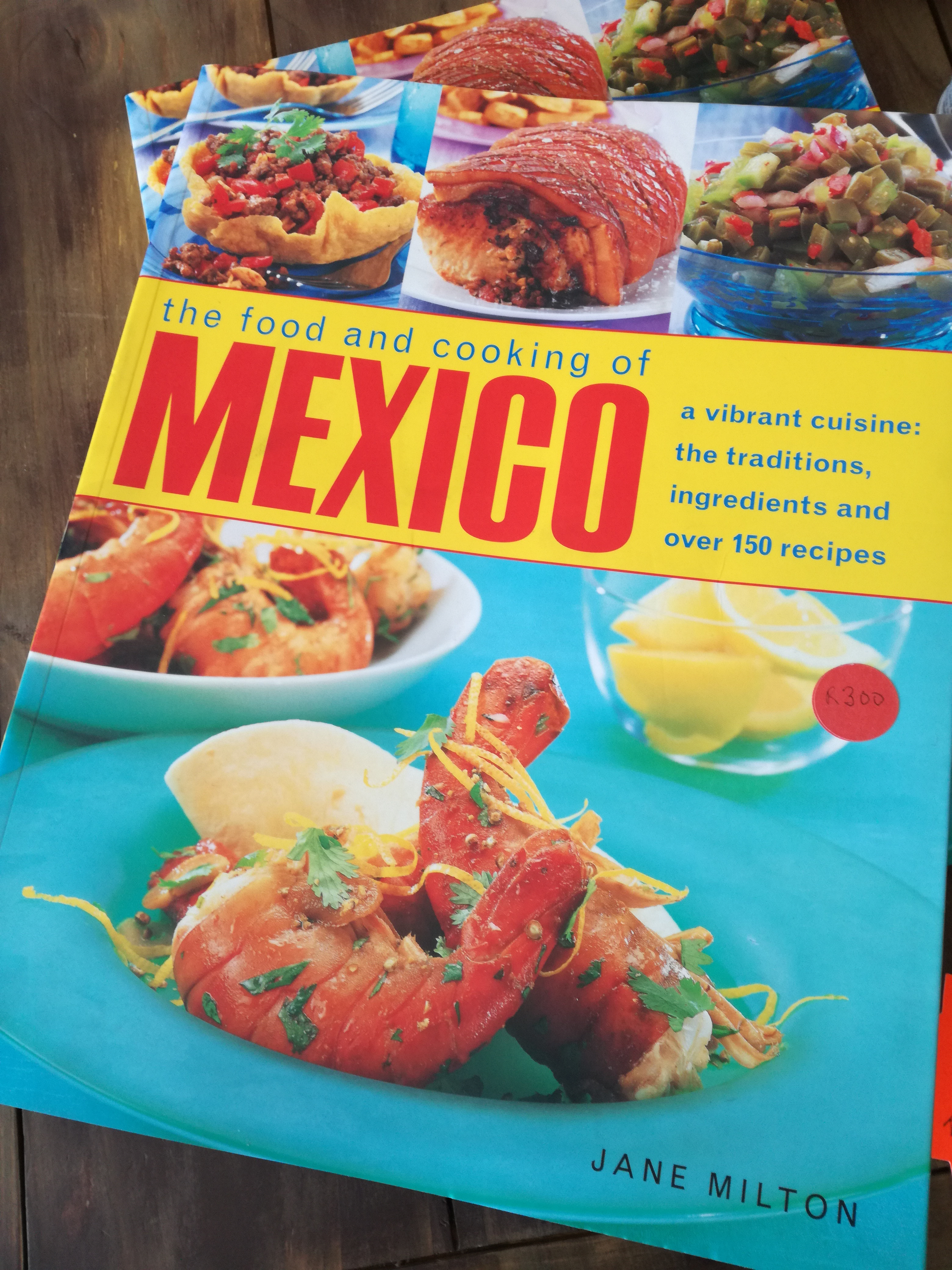 Mexican recipe book azteca mexican food products online store mexican recipe book forumfinder Gallery